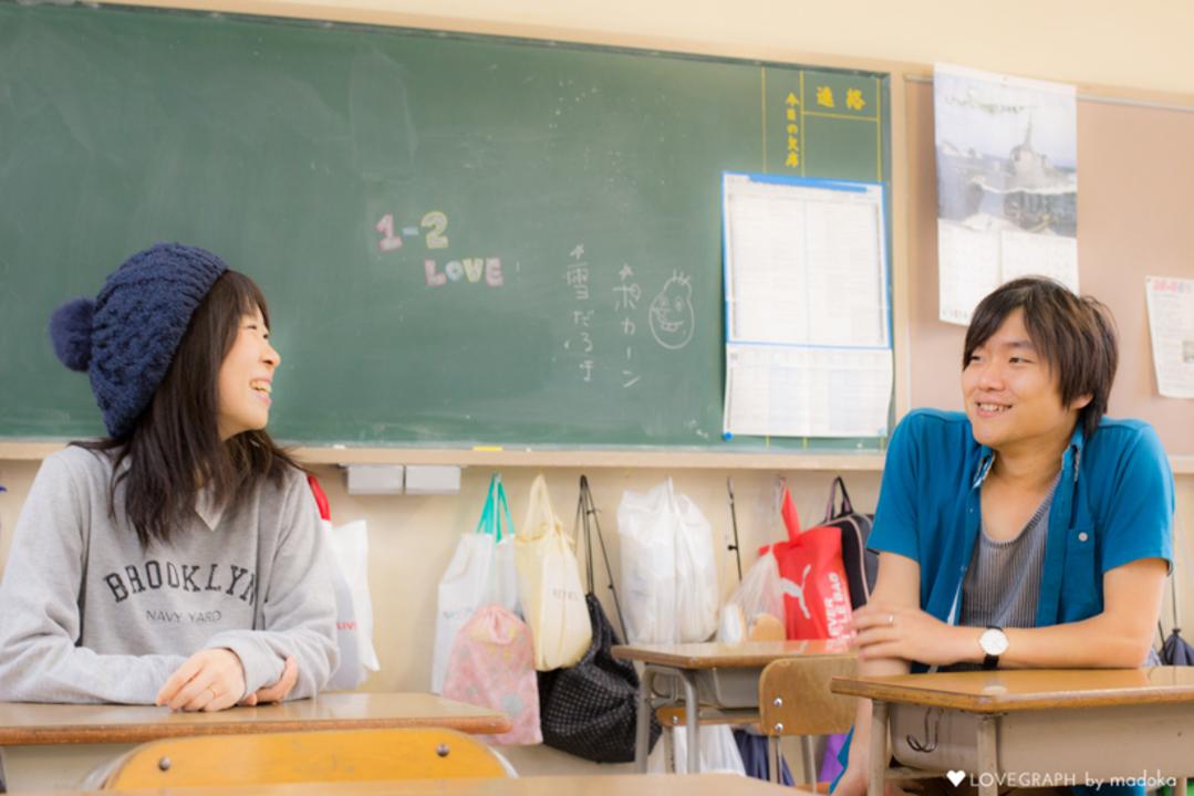 Hikaru × Miyuki | 夫婦フォト