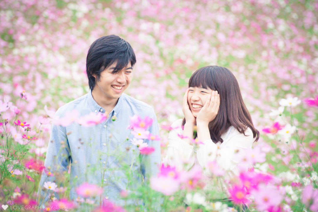 Sho × Yukako | カップルフォト