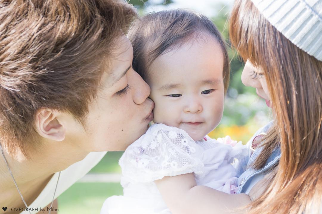 Takumi × Riko × Momoka | 家族写真(ファミリーフォト)