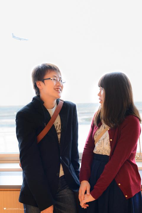 Kenichiro × Wakaba | カップルフォト