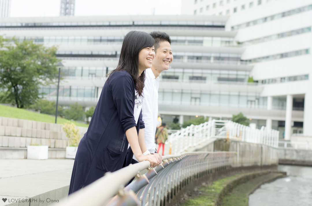 Yushi × Yuna | カップルフォト