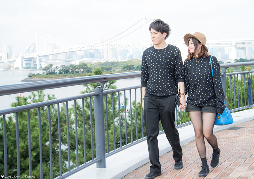 Kosuke × Saho | カップルフォト