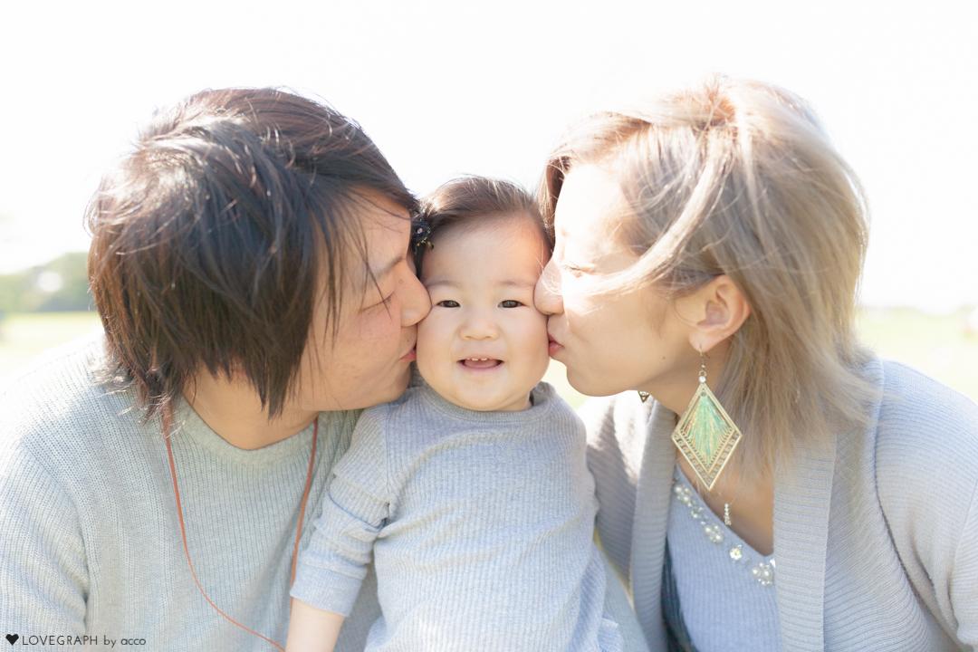 Yuya × Chiho × Yuzuyu | 家族写真(ファミリーフォト)