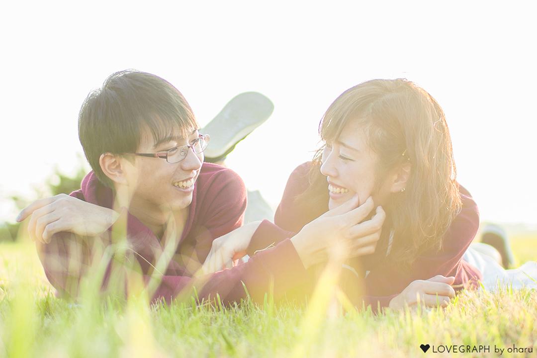 Seijiro × Yumeno | カップルフォト