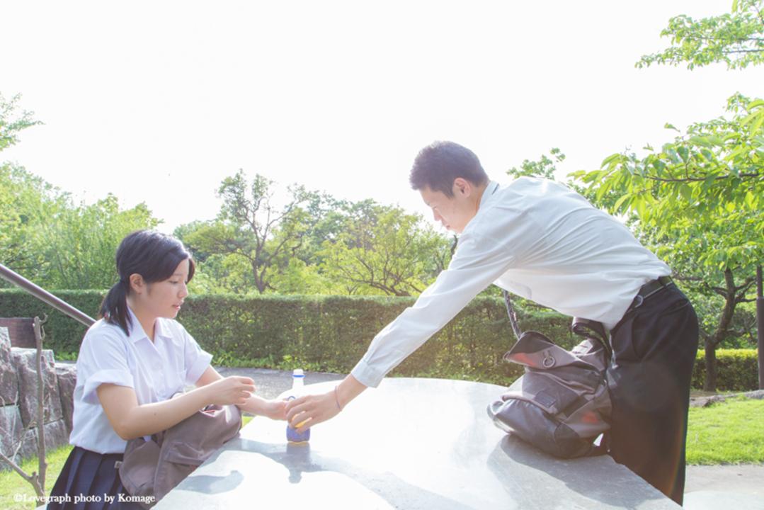 Yoshiko × Naoto | カップルフォト