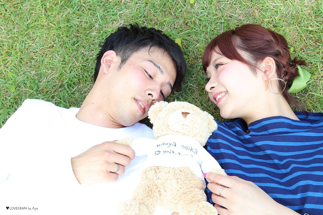 Naoya × Saika | カップルフォト