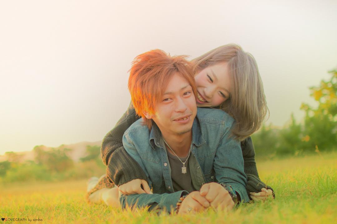 Kazuki × Ayaka | カップルフォト