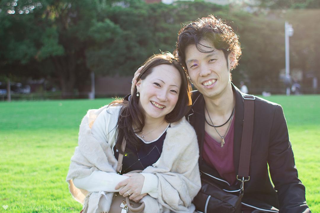 Takehito × Azusa | 夫婦フォト
