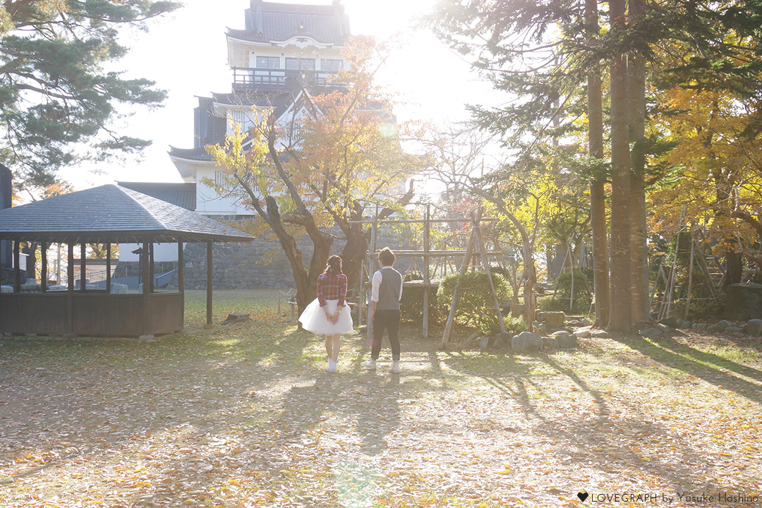 Naoya × Mirei | カップルフォト