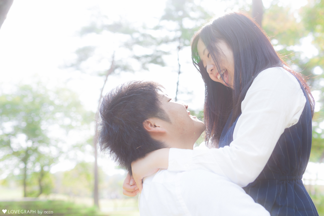 Takumi × Shizuka | カップルフォト