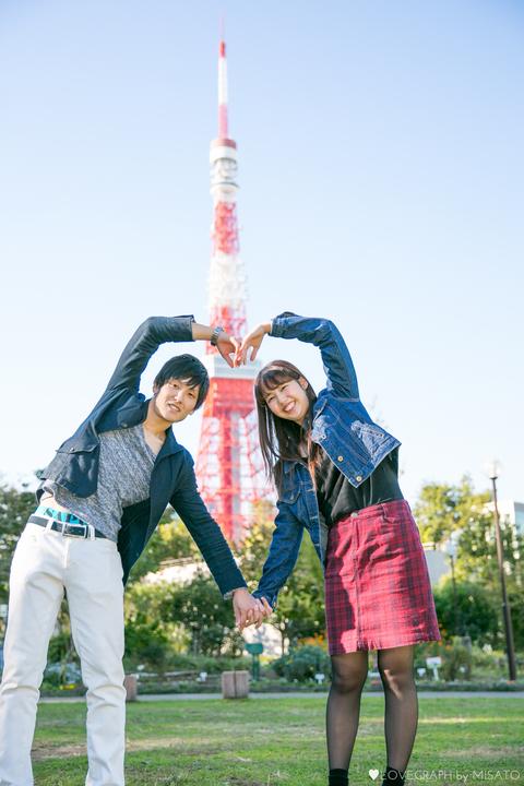 Takumi × Yuri | カップルフォト
