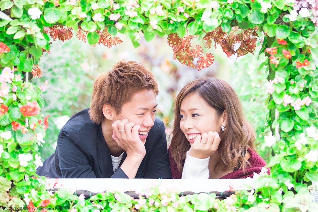Riku × Haruka | カップルフォト