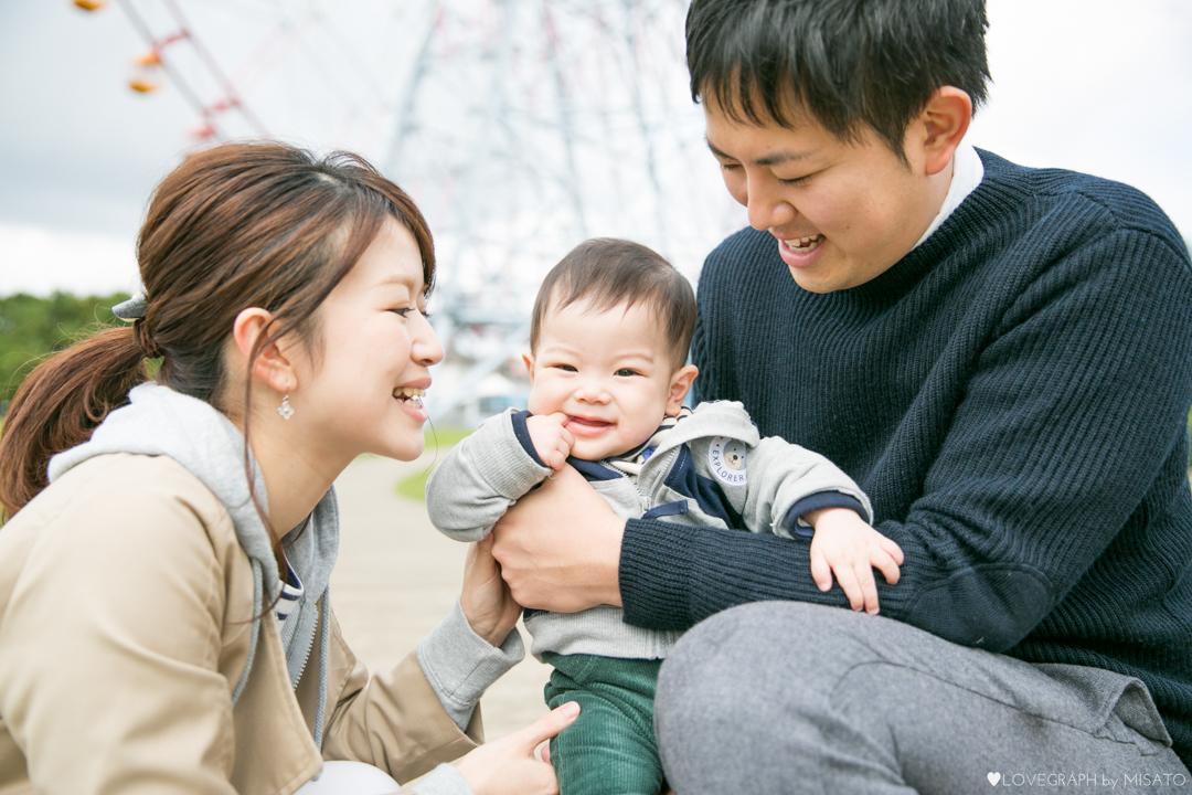 Yuki × Mika × Hinata | 家族写真(ファミリーフォト)