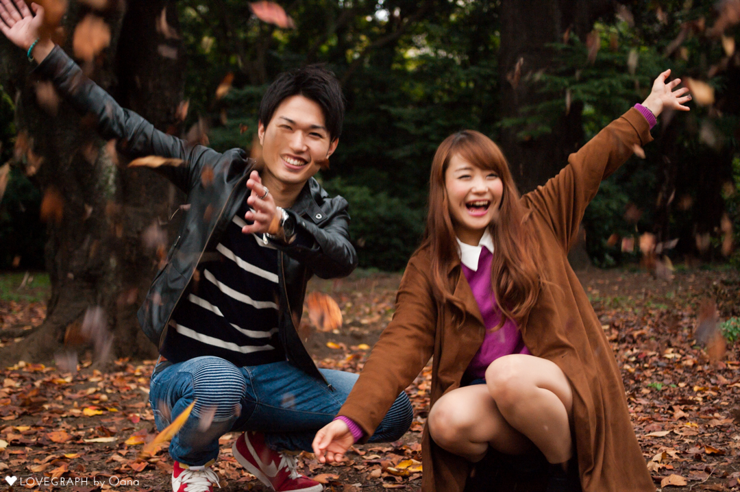 Hiroki × Miyu | カップルフォト