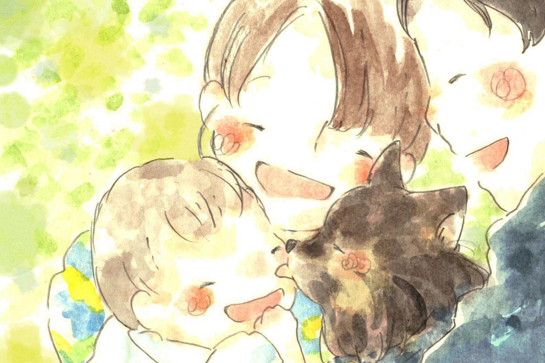 Yoshikazu × Sami × Osuke | 家族写真(ファミリーフォト)
