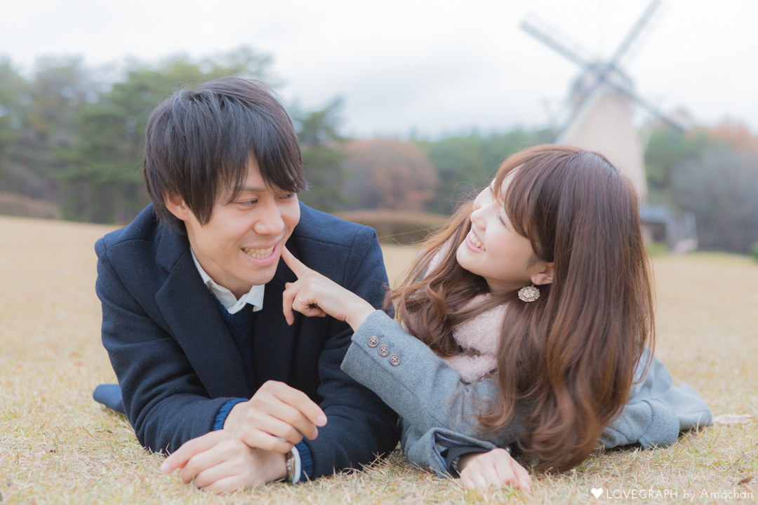 Hirotaka × Akane | カップルフォト