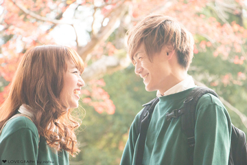 Ryo × Mari | カップルフォト