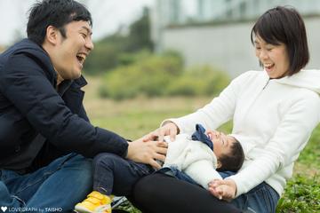 Anri × Naoko | 家族写真(ファミリーフォト)