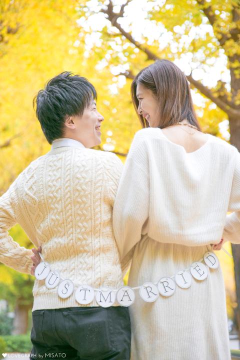 Shota × Yuri | 夫婦フォト