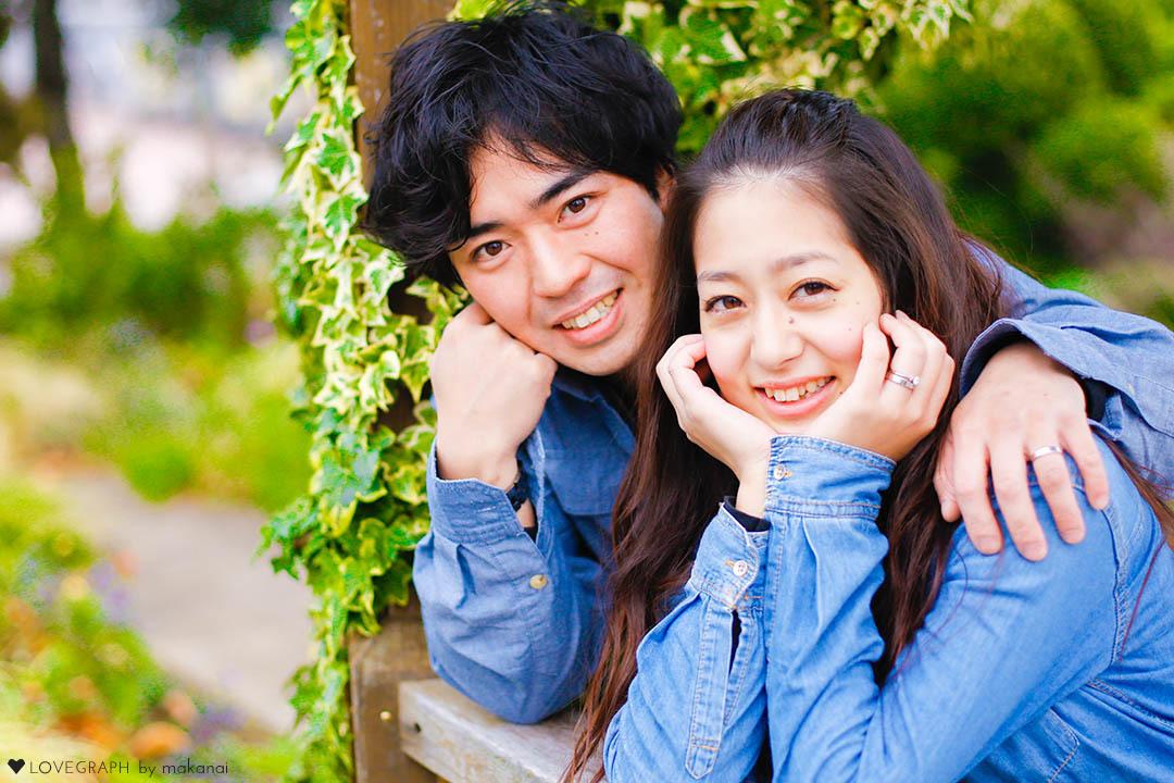 Ryuichi × Miwa | カップルフォト