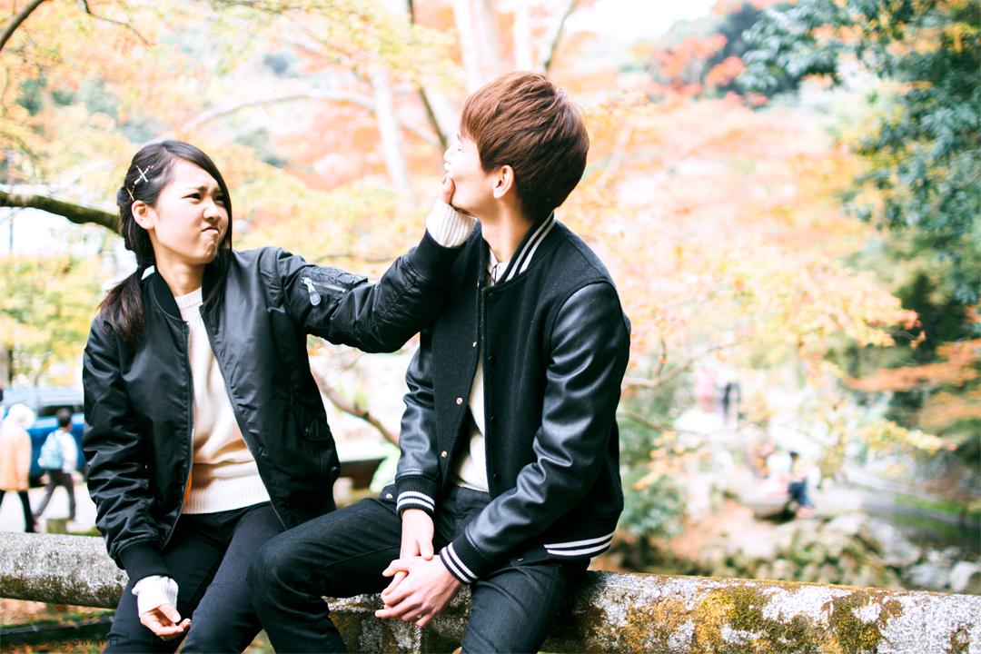 Rei × Saya | カップルフォト