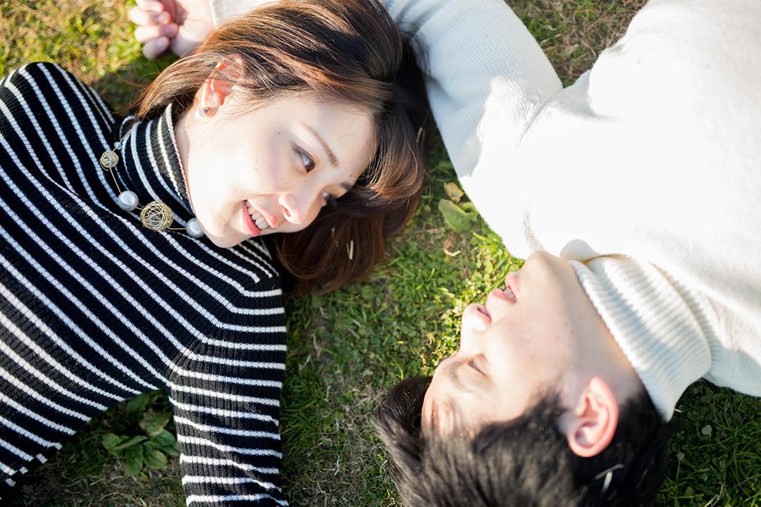 Kazuki × Sayaka | カップルフォト