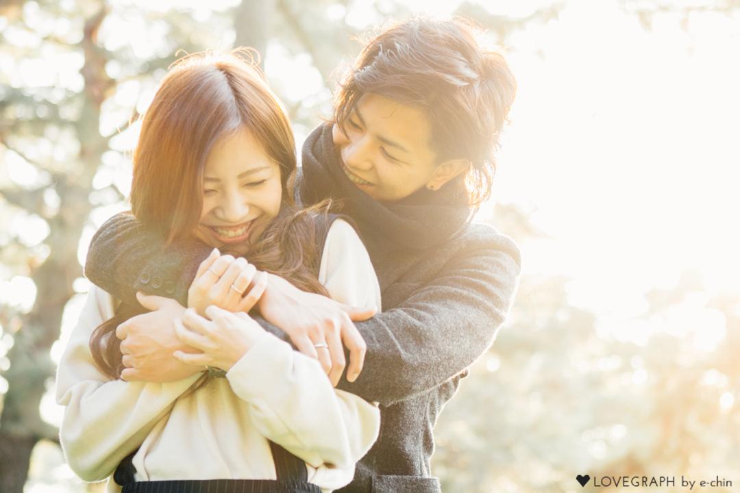 Yuichiro × Ayako | カップルフォト