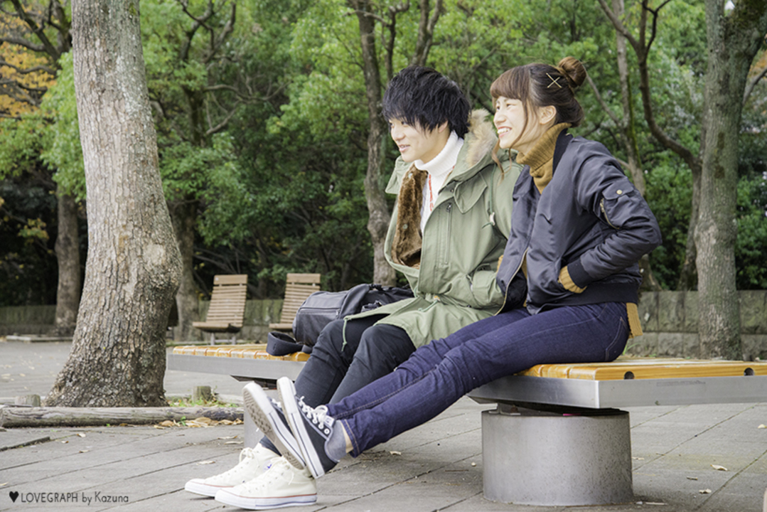 Motoki × Mai | カップルフォト