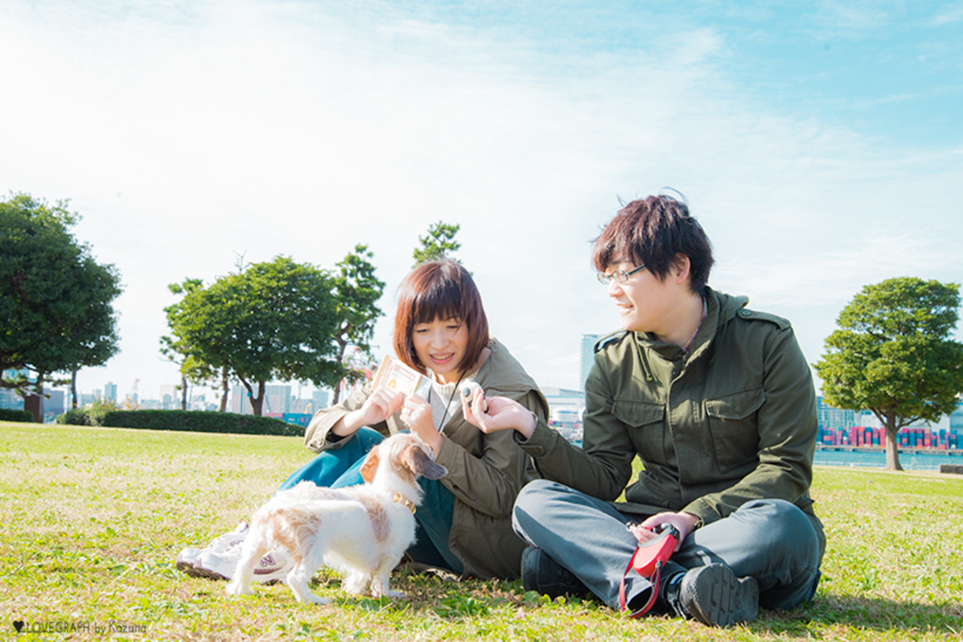 Hikaru × Toshiko | 夫婦フォト