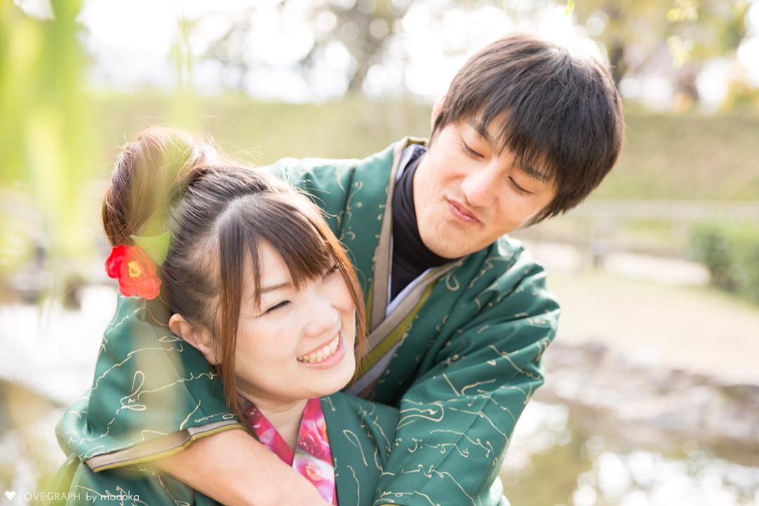 Takahiro × Fusako | 夫婦フォト
