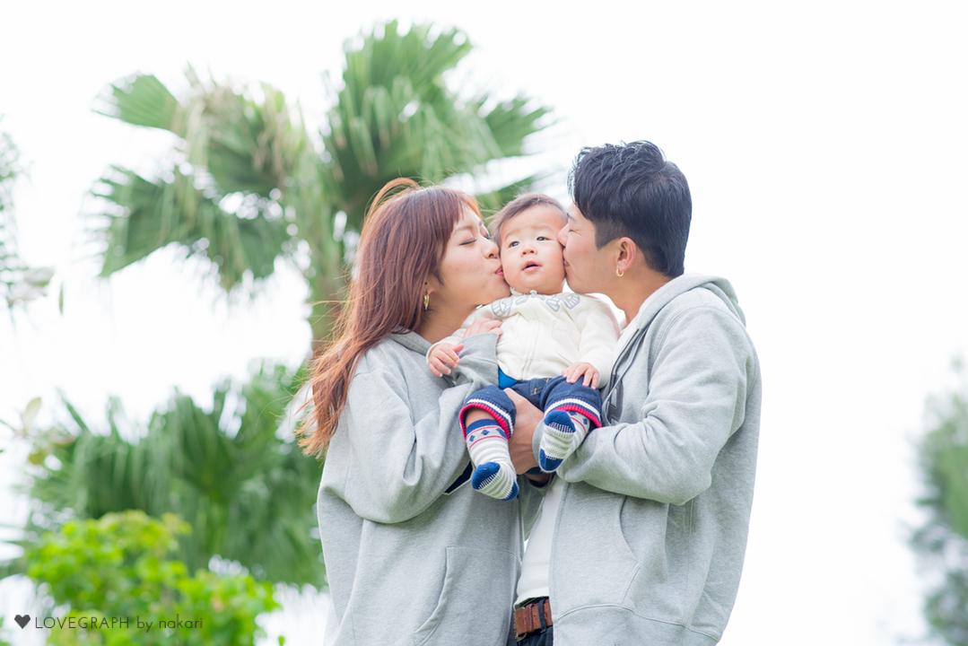 Kosuke × Masumi | 家族写真(ファミリーフォト)