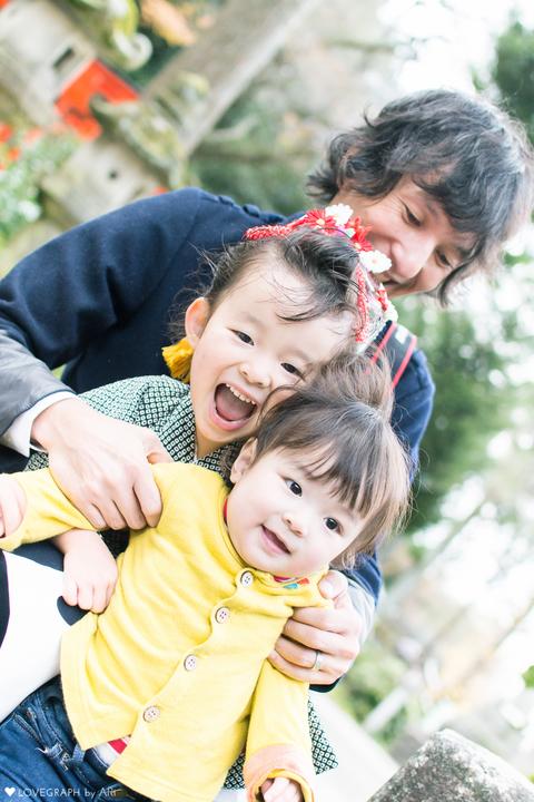 Yoshiyuki × Otoha | 家族写真(ファミリーフォト)