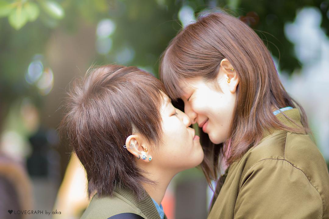 Kaori×Akane | カップルフォト