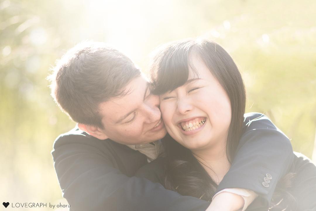 Haruka × Philip | 夫婦フォト