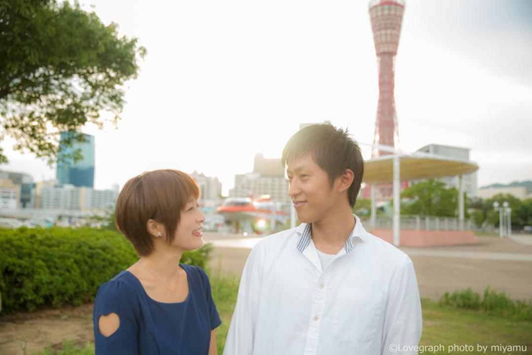 Suguru × Kyo-ko | カップルフォト