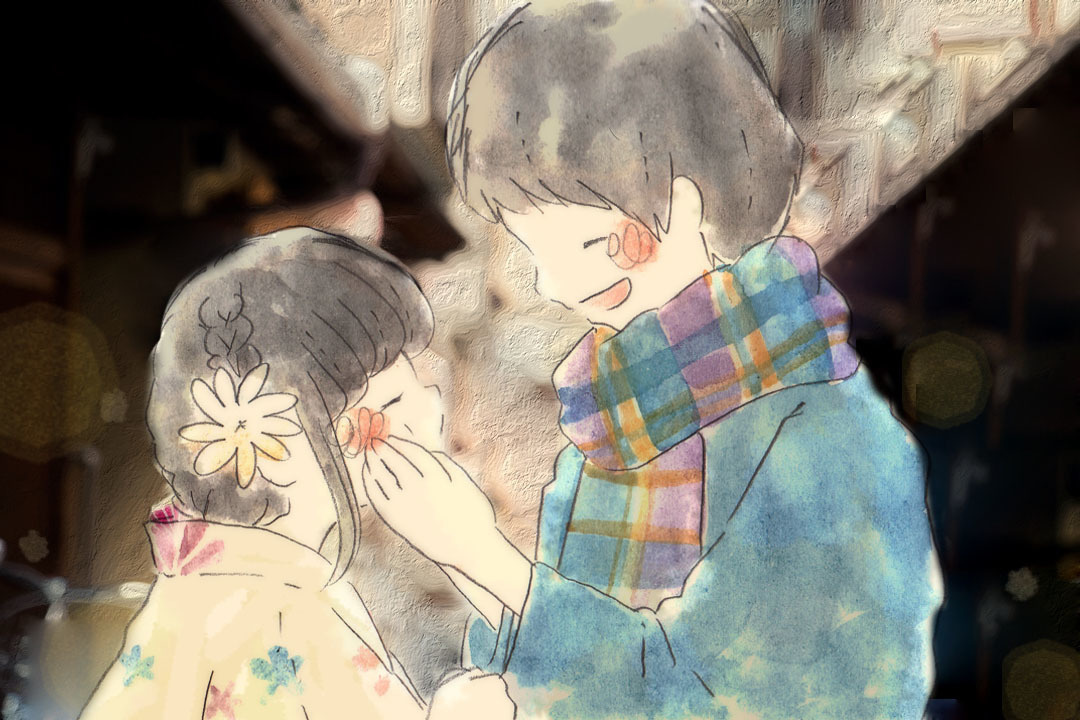 Tsubasa×Honoka | カップルフォト