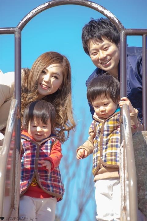 Asuka × Takumi | 家族写真(ファミリーフォト)