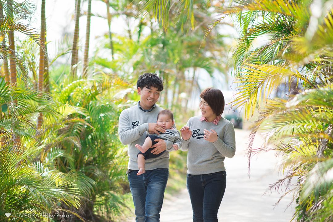 Tomomi × Kazuaki | 家族写真(ファミリーフォト)
