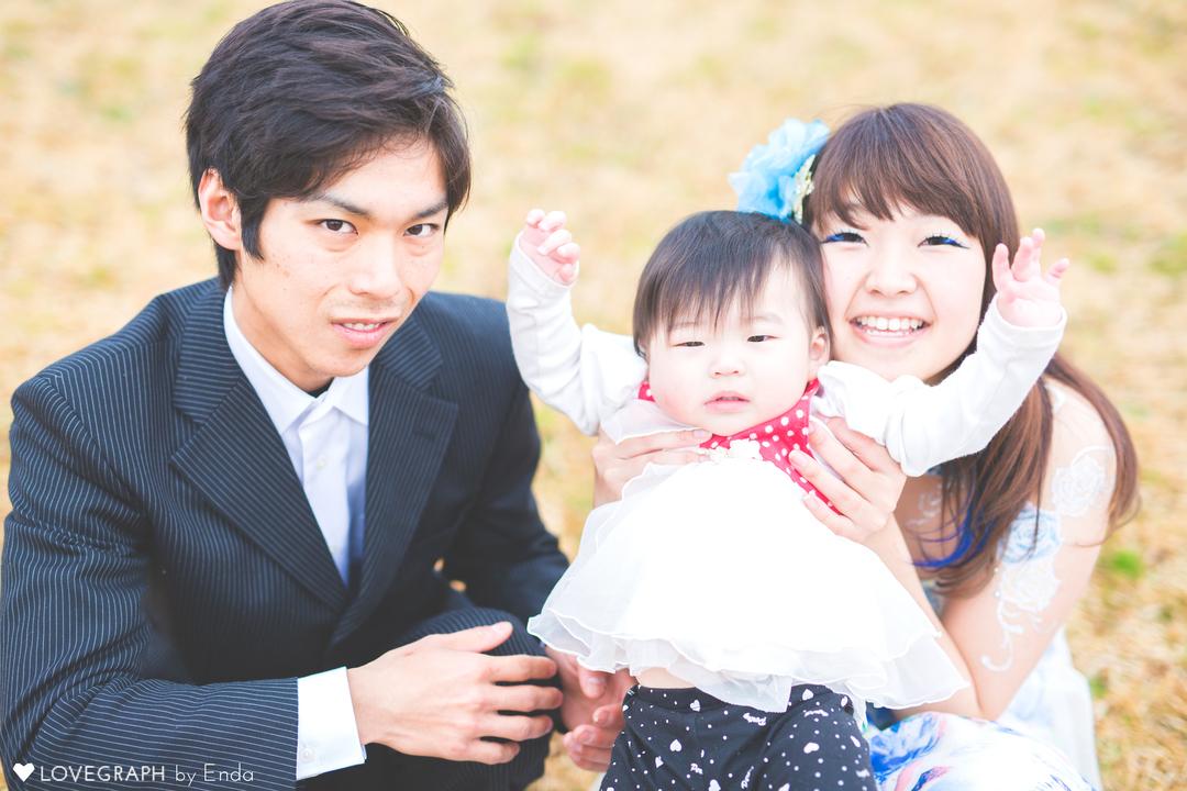 Misaki × Taku | 家族写真(ファミリーフォト)