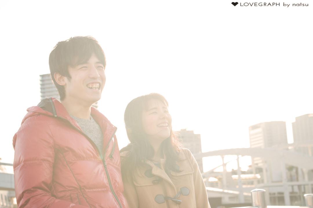 Risa × Tomoki | カップルフォト