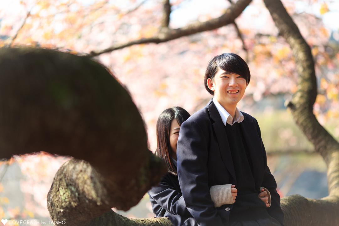 Yumi × Yutarou | カップルフォト