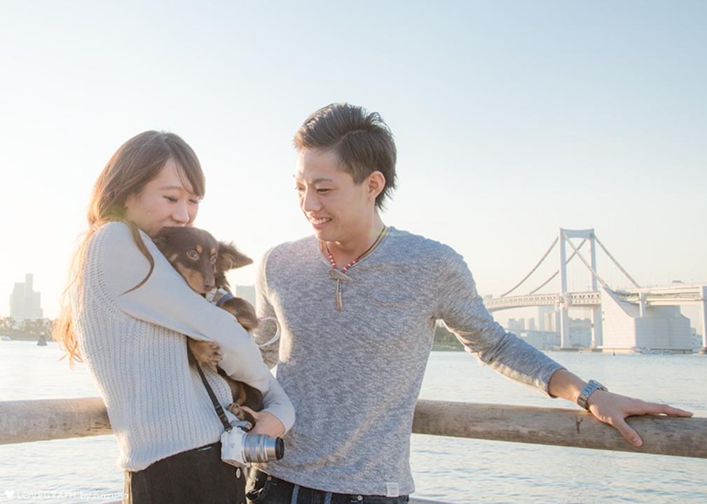 Rina × Kazuki | 家族写真(ファミリーフォト)