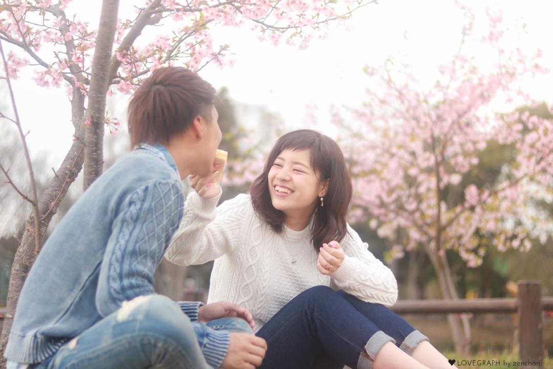 Rikaco × Shizuki | カップルフォト