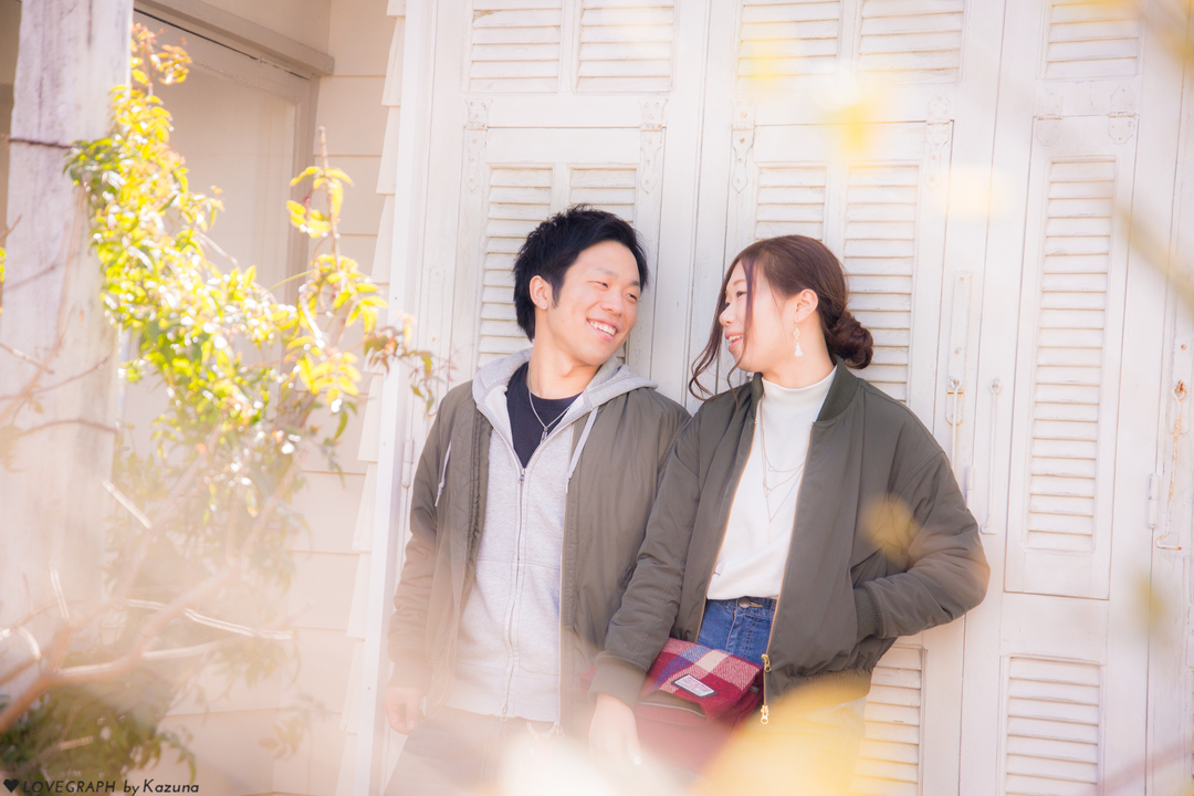 Shiomi × Hiromasa | カップルフォト