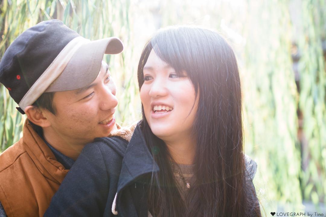 Atsushi × Tomomi | カップルフォト