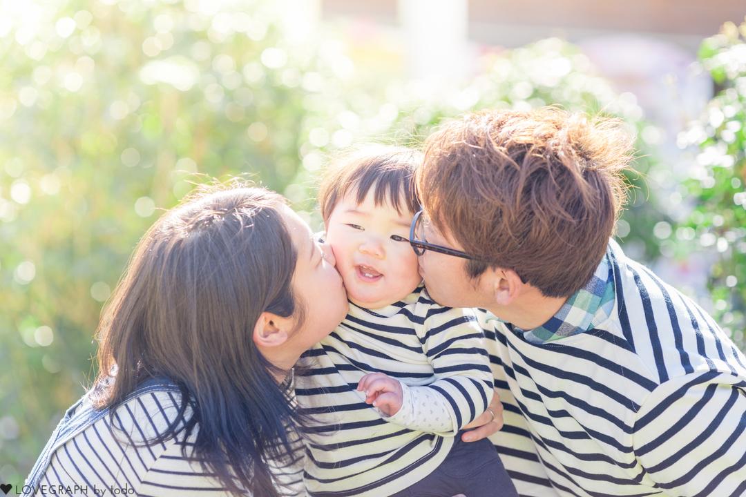 Aozora × Keisuke | 家族写真(ファミリーフォト)