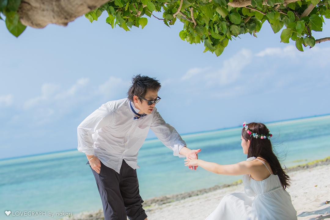 Chizuru × Daishi | 夫婦フォト
