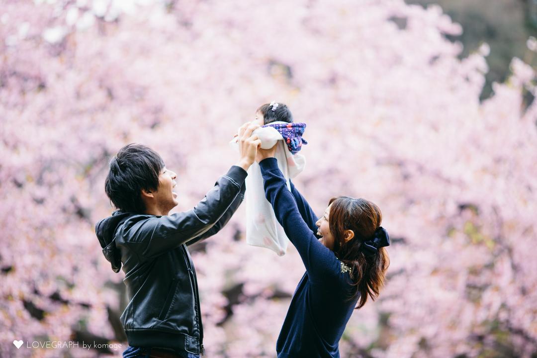 Anna × Kenji | 家族写真(ファミリーフォト)