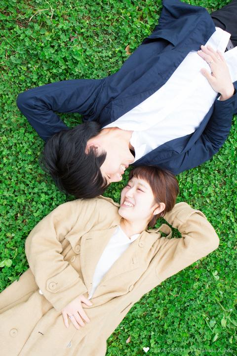 Yuna × Wataru | カップルフォト