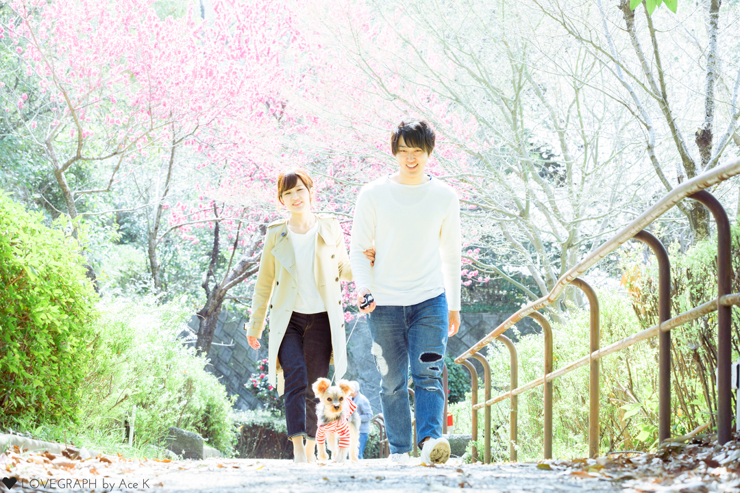 Takeyoshi × Ayumi | カップルフォト